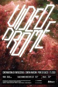 Cinemaratona di Fantascienza - Flyer