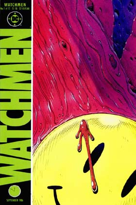 Watchmen cover #1