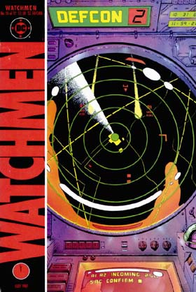 Watchmen cover #10