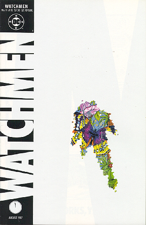 Watchmen cover #11