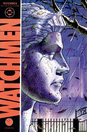 Watchmen cover #2