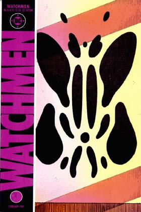 Watchmen cover #6