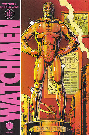 Watchmen cover #8