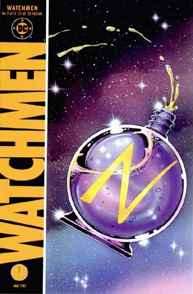 Watchmen cover #9